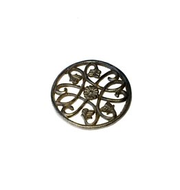 Fuji essentials collection Cast iron coaster for teapot
