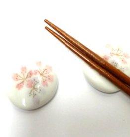 Tokyo Design Studio Chopsticks rest Sakura white