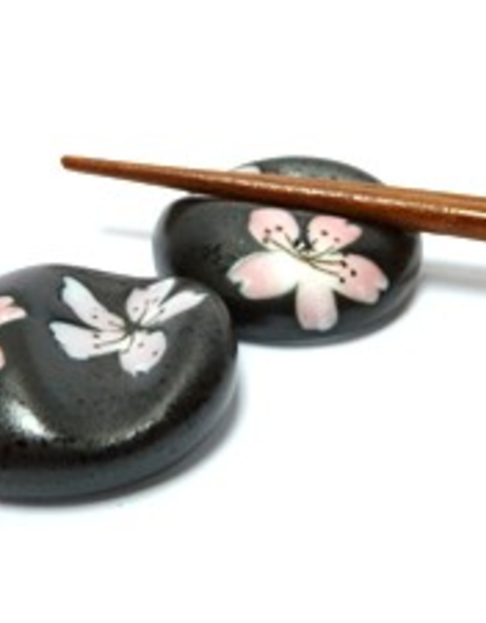 Tokyo Design Studio Chopsticks onderzetter Sakura zwart