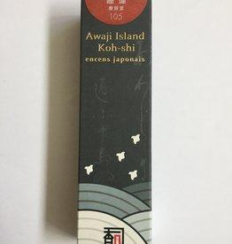Awaji Island Koh-shi Japanse wierook Koffie (104) (Limited Smoke)