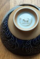 Tokyo Design Studio Japanese rice bowl whale