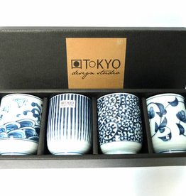 Tokyo Design Studio Japanese teacups gift set Osaka
