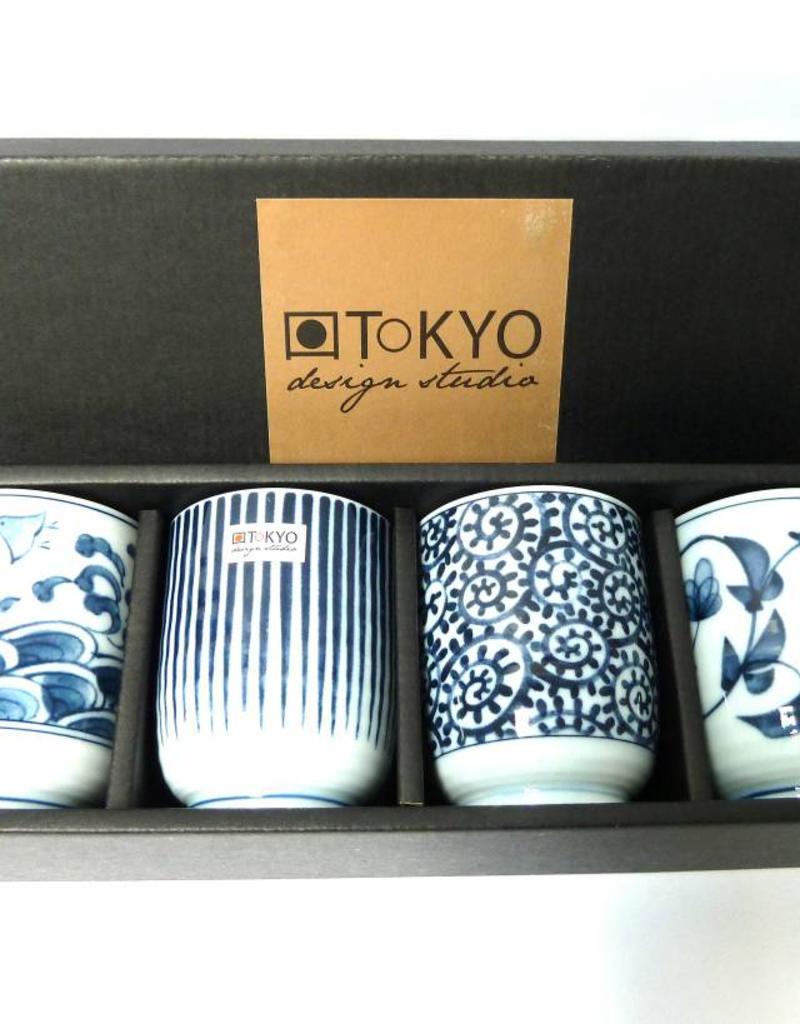 Tokyo Design Studio Japanse Theekopjes Cadeau Set Osaka