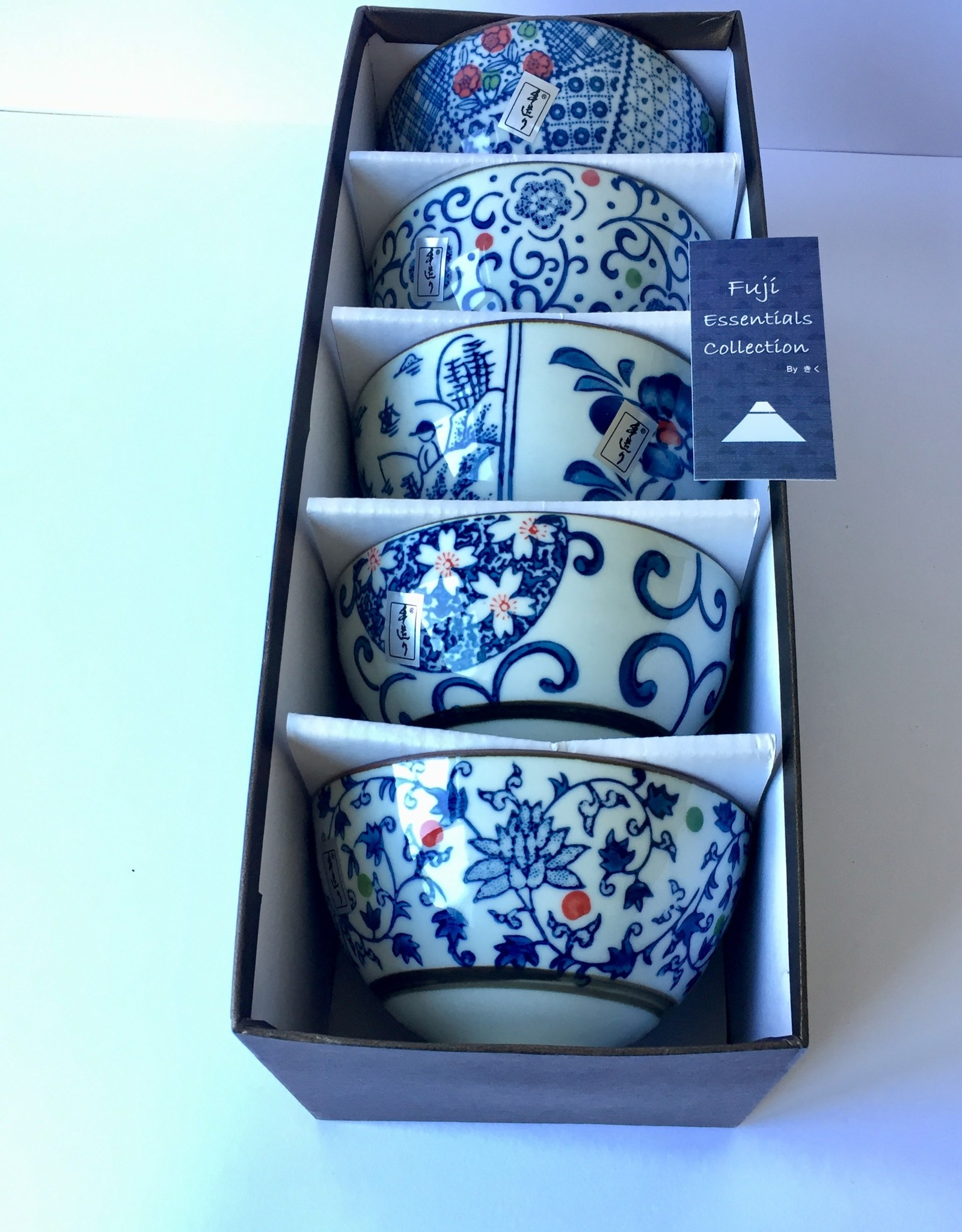 Rice bowls gift set (20082)