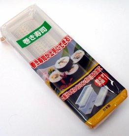 Futomaki sushi form (thick sushi roll)