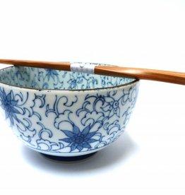 Tokyo Design Studio Japanese bowl of cornflower