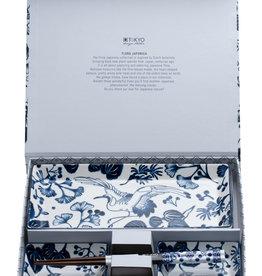 Tokyo Design Studio Crane sushi gift set