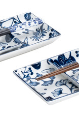 Tokyo Design Studio Kraanvogel sushi cadeauset
