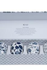 Tokyo Design Studio (Tijdelijk uitverkocht) Flora Japonica theekopjes cadeauset