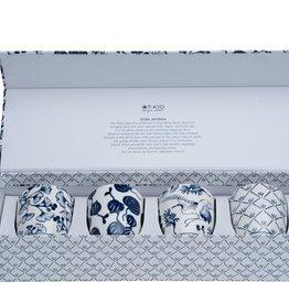 Tokyo Design Studio Flora Japonica teacups gift set
