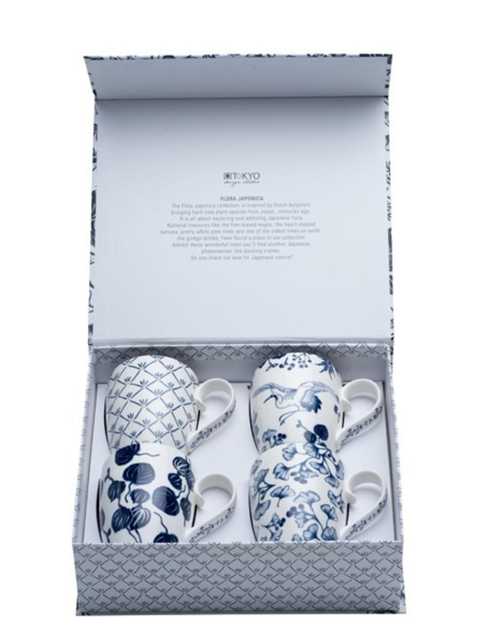 Tokyo Design Studio Flora Japonica theebeker cadeauset