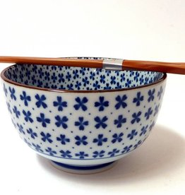 Tokyo Design Studio Japanese bowl of clover