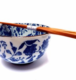 Tokyo Design Studio Japanese bowl of rose