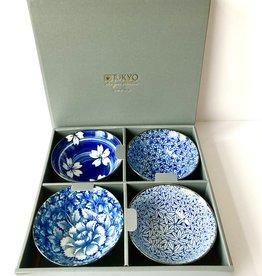 Tokyo Design Studio Four Seasons Bowls Gift Set