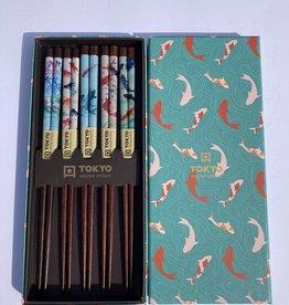 Tokyo Design Studio Chopsticks Koi Karper
