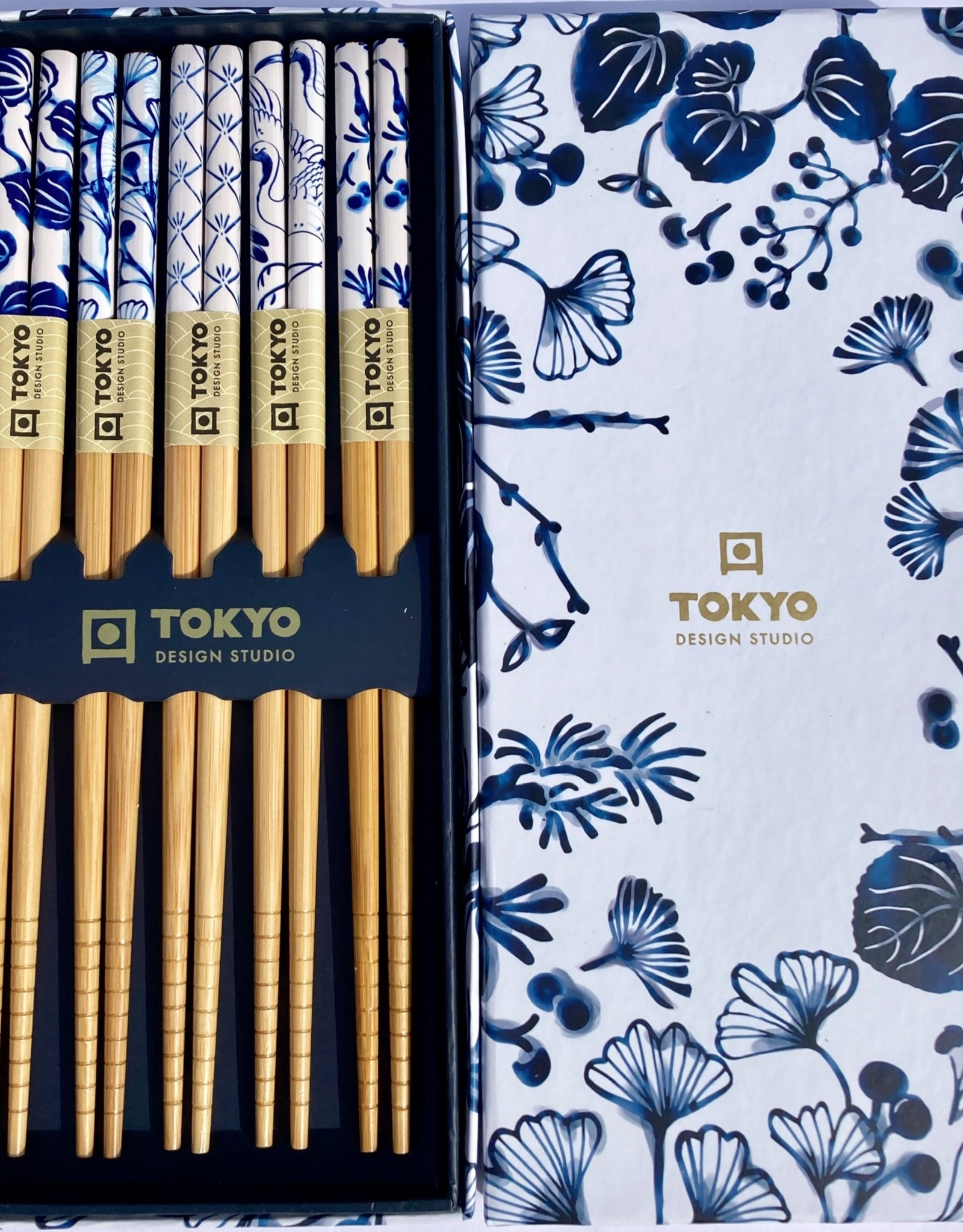 Tokyo Design Studio  Chopsticks Flora Japonica