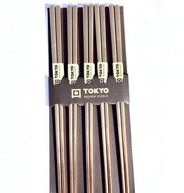 Japanese chopsticks rose gold (stainless steel)