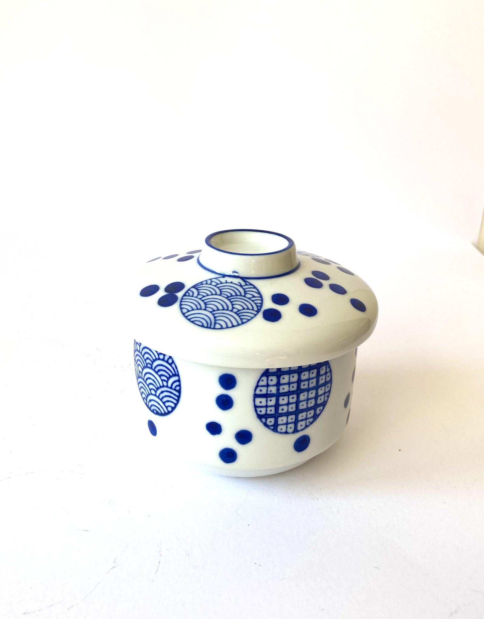 Japanse theekopjes met deksel
