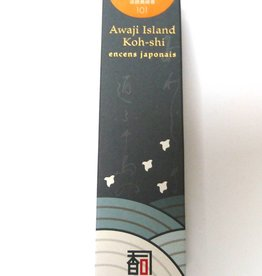 Awaji Island Koh-shi Japanese incense Acacia (101) (Limited Smoke)