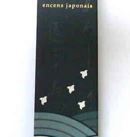 Awaji Island Koh-shi Japanese incense Water Lily (105) (Emits Smoke)