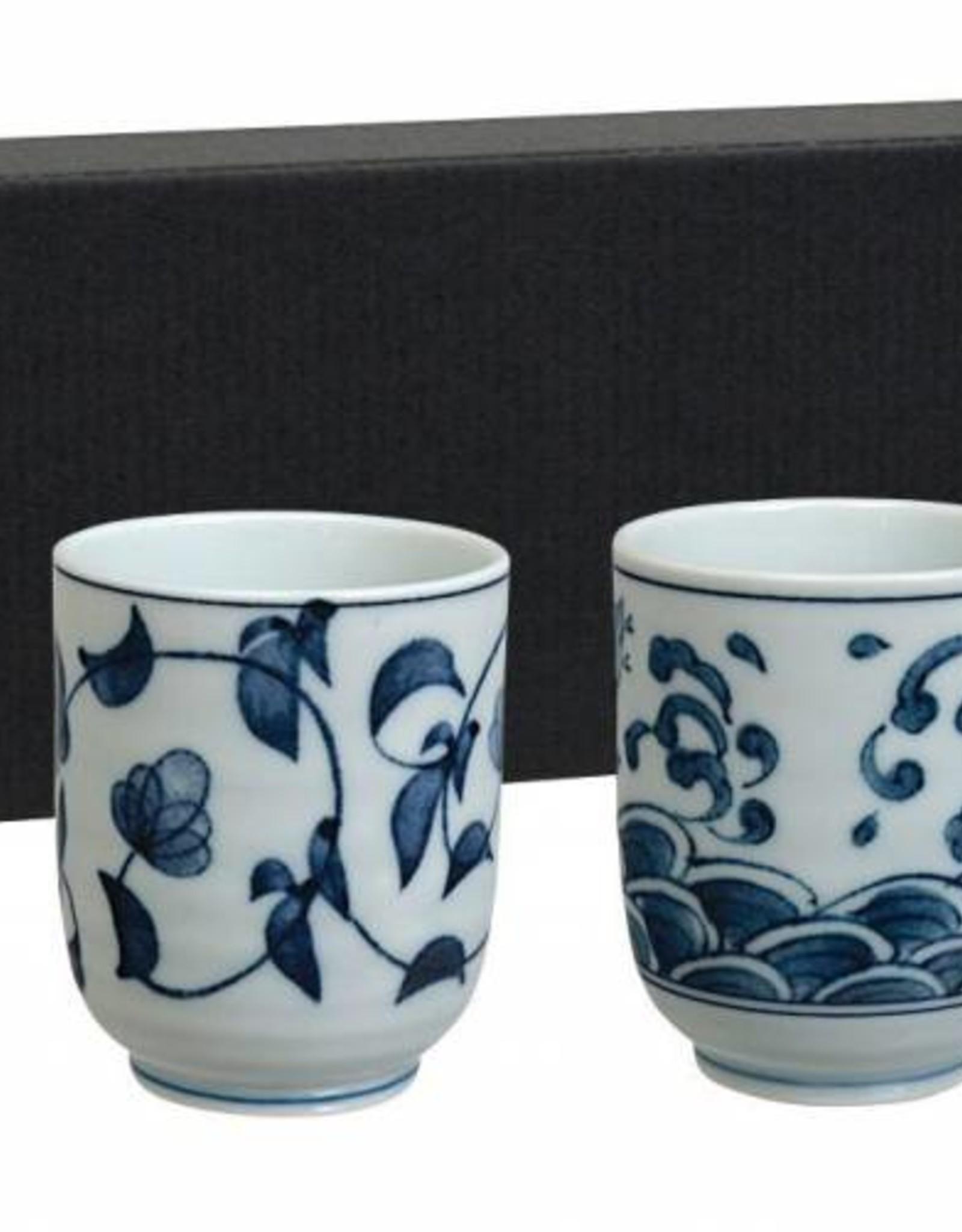Tokyo Design Studio Japanese Teacups Giftset Osaka Japans Servies