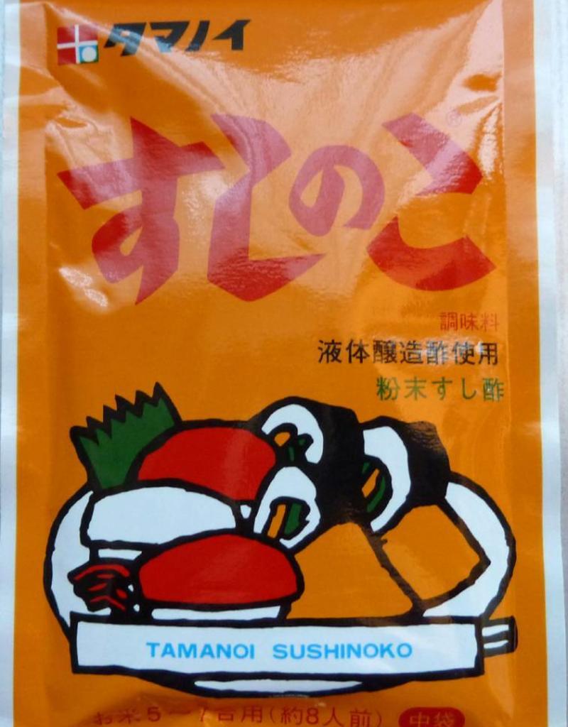 Vinegar powder for sushi (Tamanoi Sushinoko)