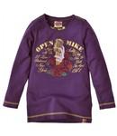 Salty Dog T-shirt purple meisjes SG10073407