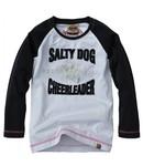 Salty Dog T-shirt meisjes SG10073404 white