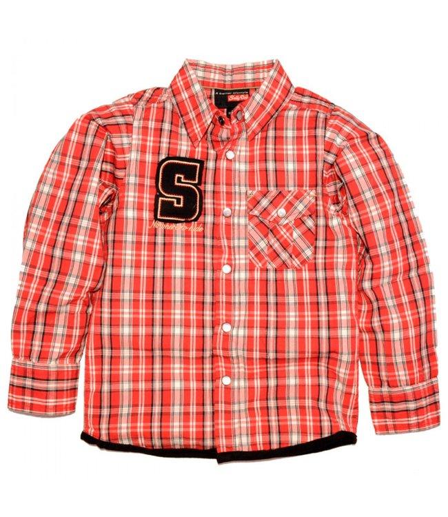 Salty Dog Kinderkleding.Overhemd Jongens Nu Voor 8 59 Kinderjas Com
