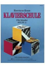 Bastiens Basis: Stufe 2 - Klavierschule