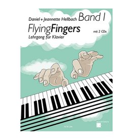 Flying Fingers Band 1