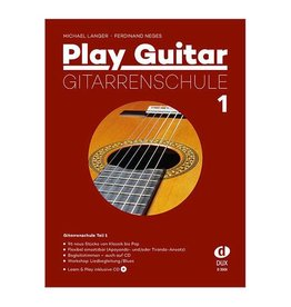 Edition Dux Play Guitar 1