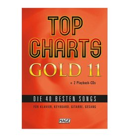 HAGE Top Charts Gold 11