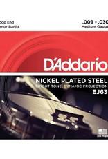 D'Addario D'Addario EJ63 Tenor 4-String