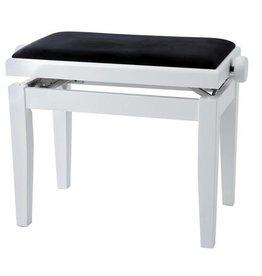GEWA GEWA Pianobank Deluxe Weiss Matt