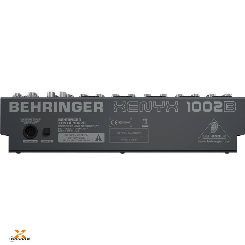 Behringer Behringer Xenyx 1002B