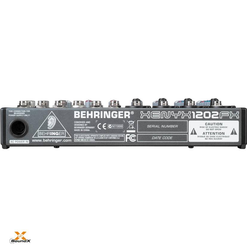 Behringer Behringer Xenyx 1202FX