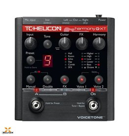 TC Helicon TC Helicon VoiceTone Harmony-G XT