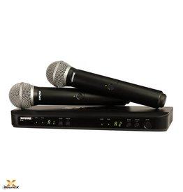 Shure Shure BLX288/SM58 Dual Funksystem