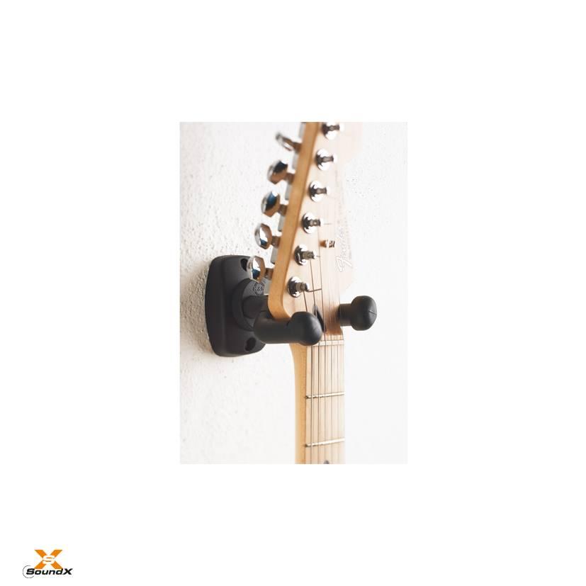 König & Meyer König & Meyer 16250 Gitarren-Wandhalter
