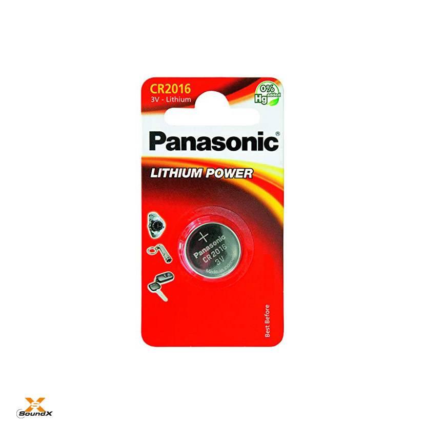 Panasonic Panasonic Lithium Power CR-2016