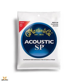 Martin Guitar Martin SP Phosphor Bronze MSP4100