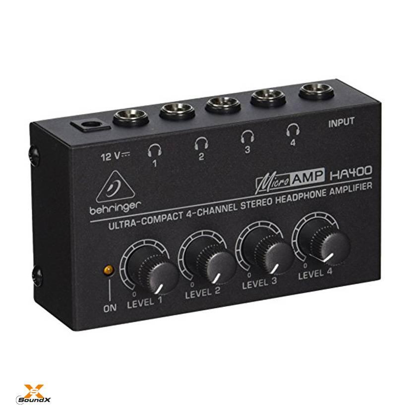 Behringer Behringer MicroAmp HA400