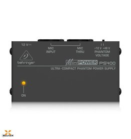 Behringer Behringer MicroPower PS400