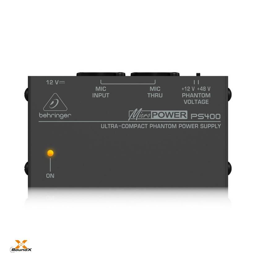 Behringer Behringer MicroPower PS400