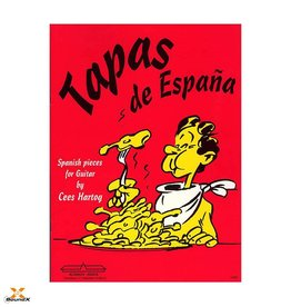 Hal Leonard Tapas de España