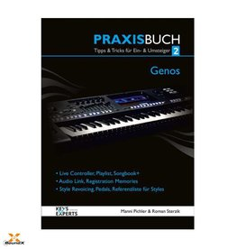 Yamaha Genos Praxisbuch 2