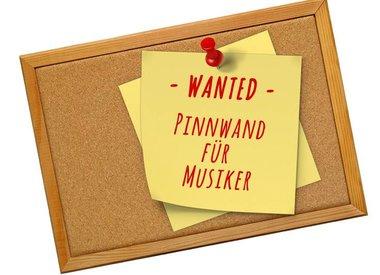 Wanted - Pinnwand