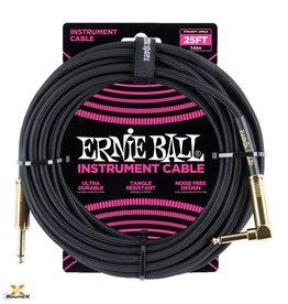 Ernie Ball Ernie Ball Instrumentenkabl Schwarz