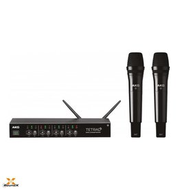 AKG AKG DMS Tetrad Vocal Set P5 EU
